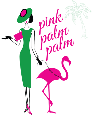 Pink Palm Palm